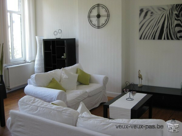 Agréable appartement 1 chambre surface habitable de 60 m²