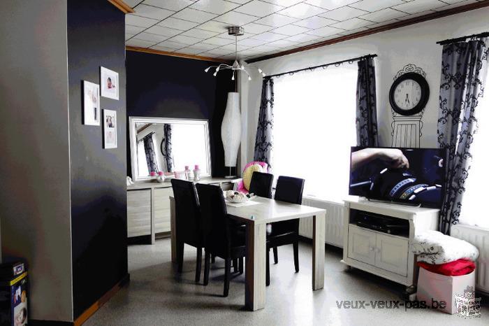 Appartement 2 chambres 75 m2 rue St Laurent à Liège