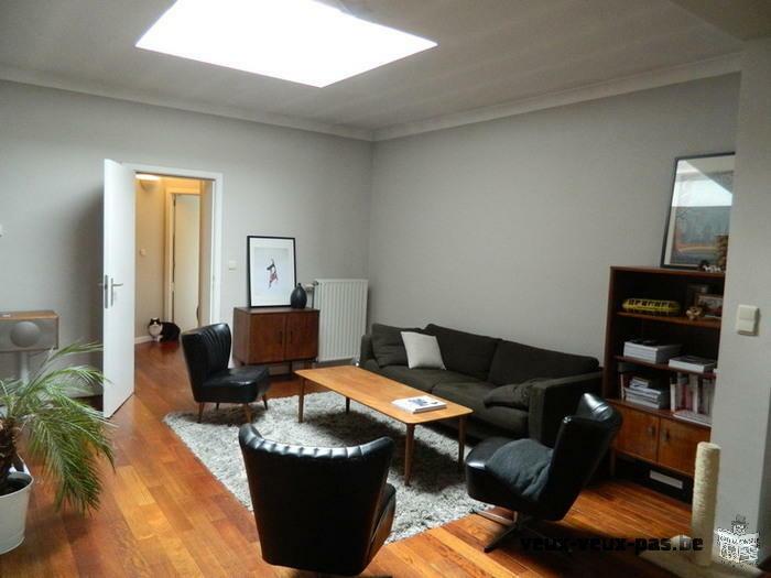 Appartement 2 chambres meublé de 85m²