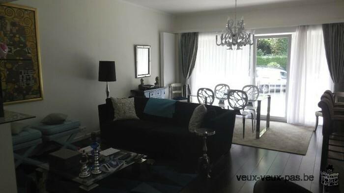 Appartement de haut standing meublé 2 chambres 100 m²