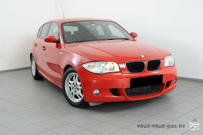 BMW 1-serie BMW M-Sport 118 D