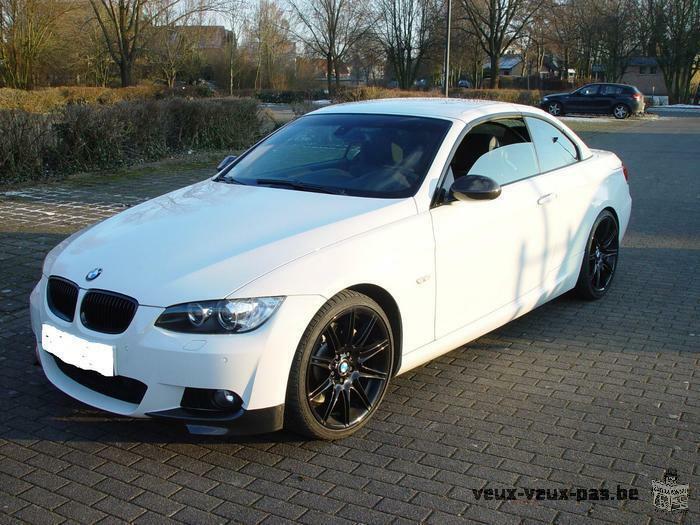 BMW 335 i Cabrio Aut M Sportpaket