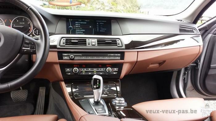 BMW 5-serie 520da Ny i Norge! HUD COMF. 2010, 42 000 km, 359 kr 000, -