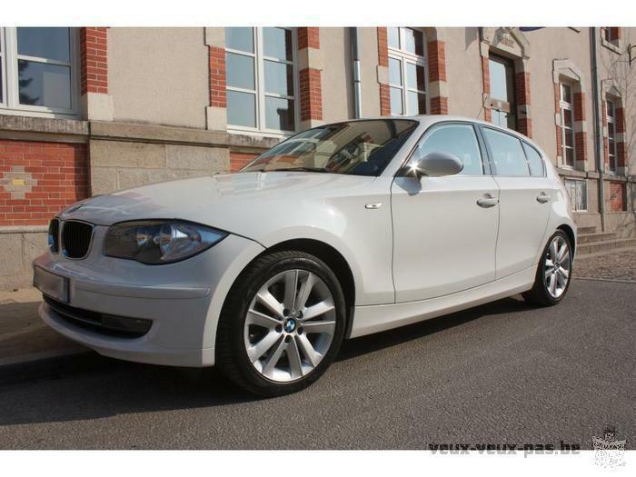 BMW E87 5 PORTES