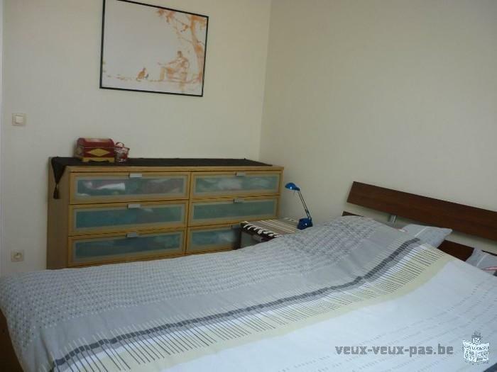 Bel appartement de 2 chambres sur Louvain-La-Neuve