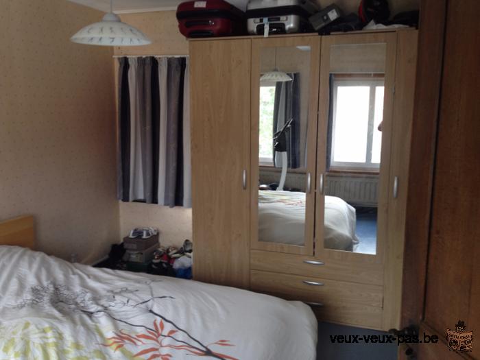 Bel appartement lumineux 1 chambre de 70 m²