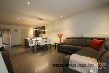 Bel appartement spacieux 92m² avec 2 pièces