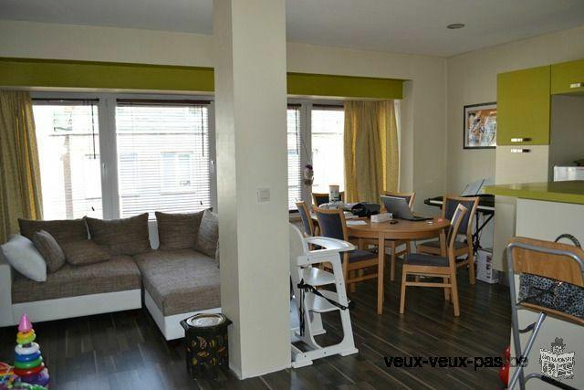 Bel appartement spacieux et lumineux 1 chambre 70 m²