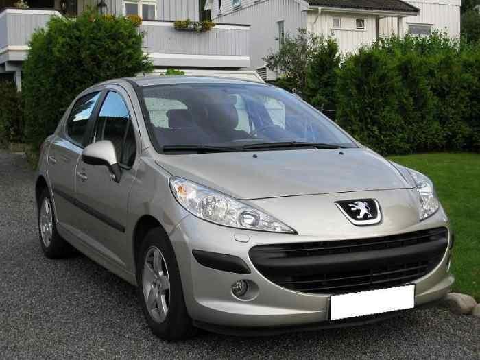 Belle Peugeot 207 1.4 HDI X-line