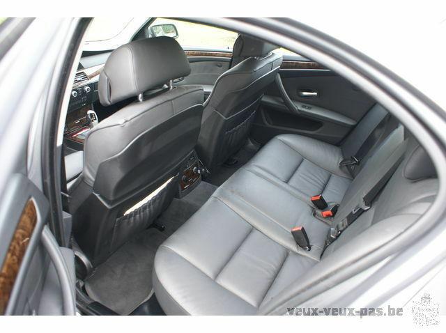 Bmw Serie 5 (e60) (2) 530da luxe occasion