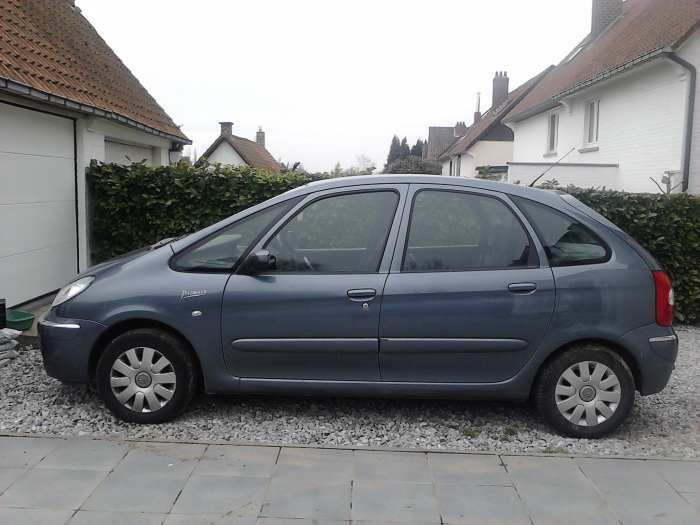 CITROEN XSARA PICASSO 1.6HDi Exclusive