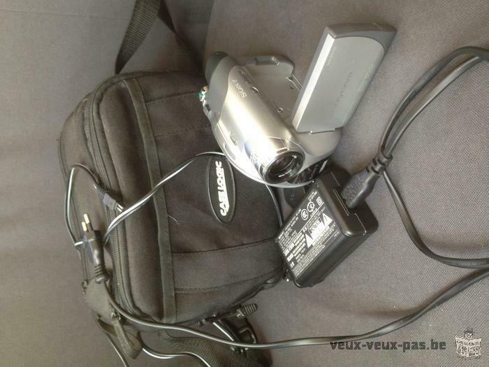 Caméra Portable Sony - Handycam DCR-DVD105E