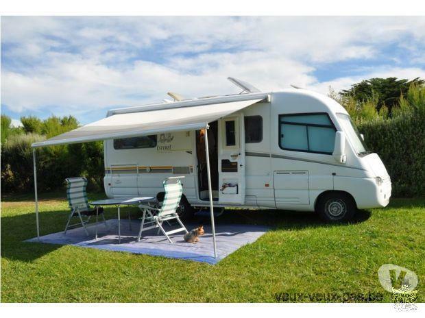 petite annonce camping car esterelle 21 lb belgique caravaning occasion auto moto veux. Black Bedroom Furniture Sets. Home Design Ideas