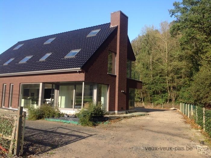 Colocation et gites meublés dans villa de ferme avec tout confort moderne à Chapelle Tel 0476470413