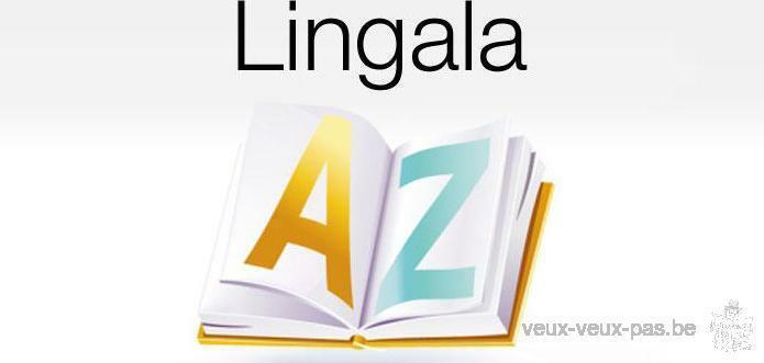 Cours de lingala online ou Table de conversation