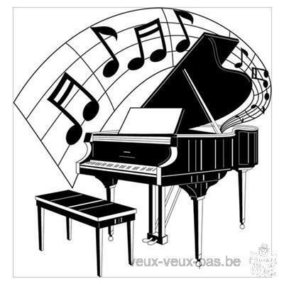 Cours de piano online tous niveaux - français ou anglais