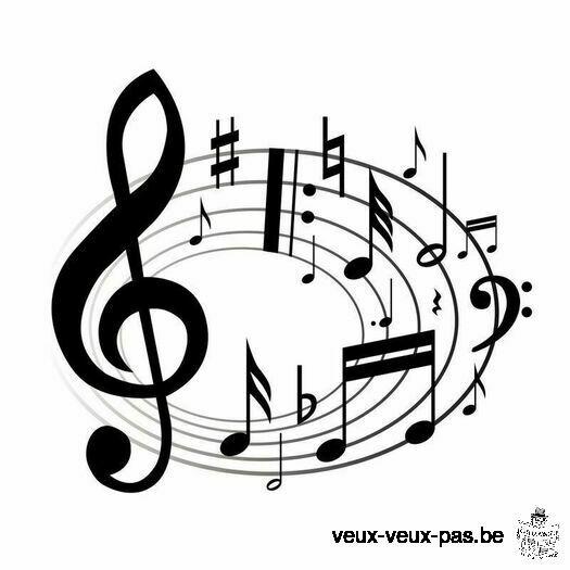 Cours de solfège/Théorie musicale - enfant/ado/adulte