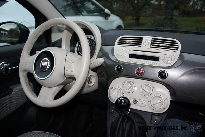 Fiat 500 1.2 Lounge 2010