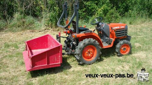 Micro Tracteur Kubota B1610