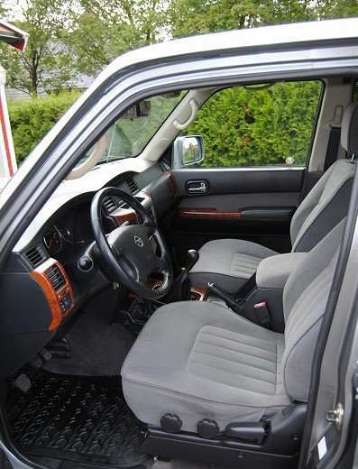 Nissan Patrol 3.0 Elegance 2006