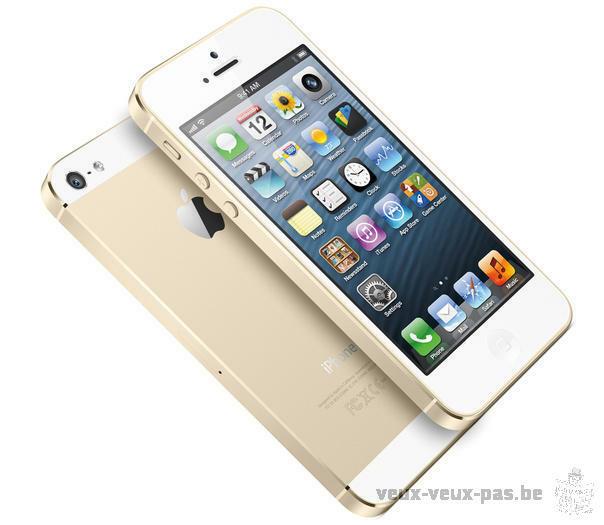 Nouveau Apple iPhone 5S 16gb iOS 7