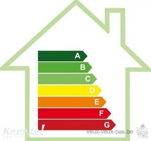 Peb certificat énergetique 100€ Promo appartement 1-2-3 chambres MAison