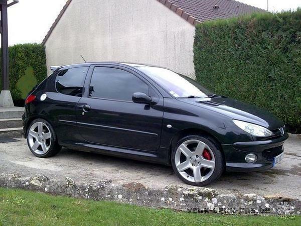 Peugeot 206 (2) 2.0
