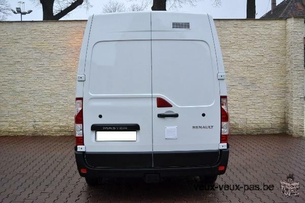 Renault Master fourgon