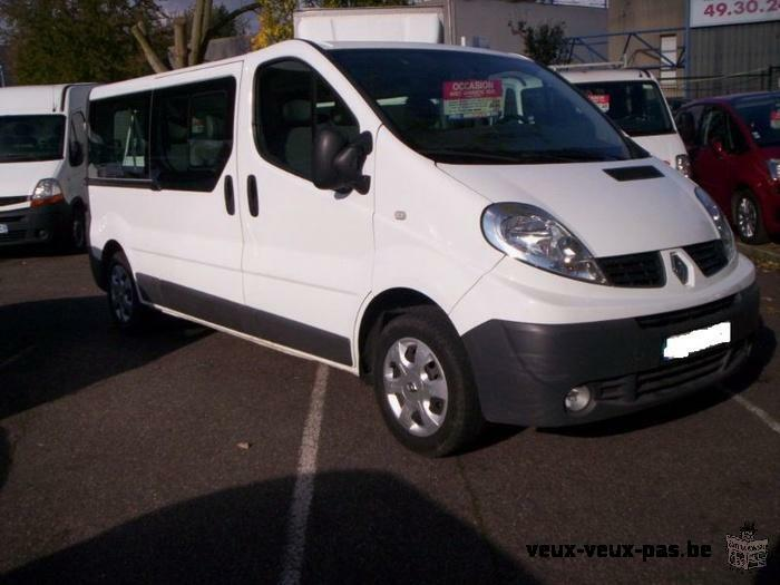 Renault Trafic 20 DCI 90 Combi 9 Places