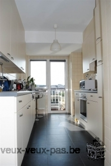 Spacieux appartement 2 chambres 100M²
