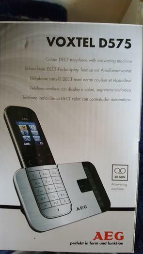 Téléphone voxtel d575
