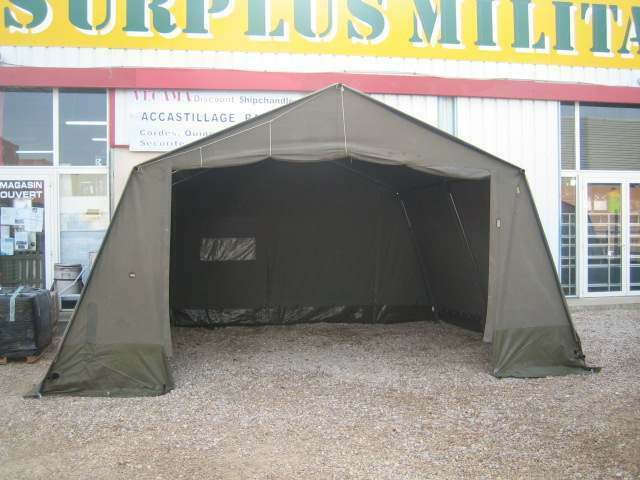 Tentes militaire occasions