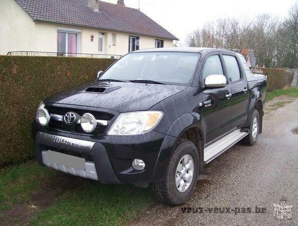 Toyota Hilux iii double cabine 4x4 Diesel