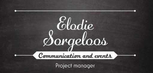 Une organisatrice d'événements à votre écoute