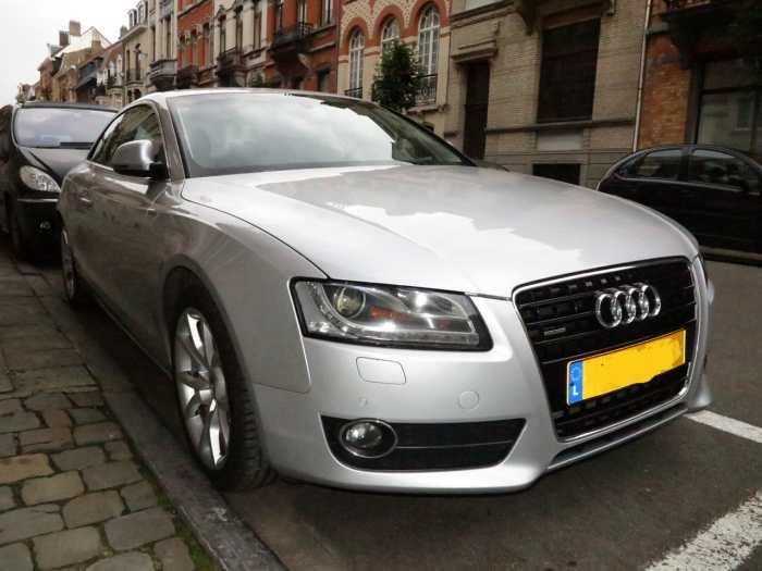 Vends Audi A5 3.0 TDI QUATTRO AMBITION LUXE