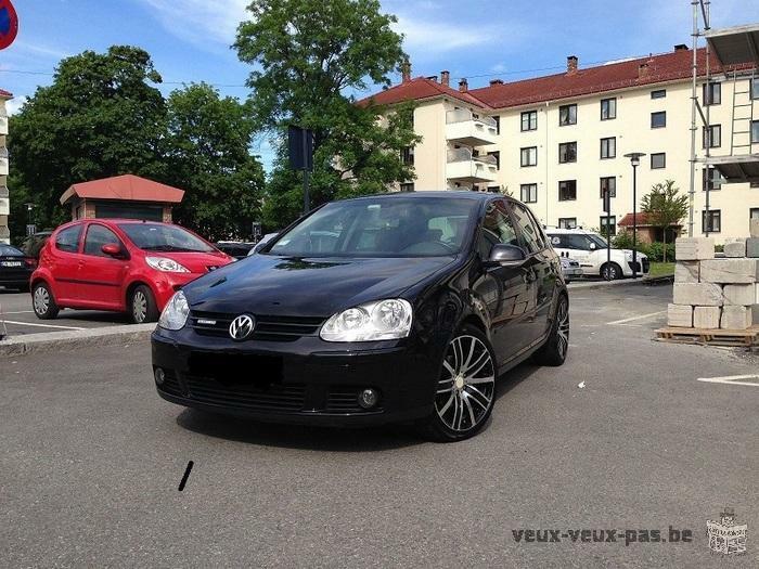 Volkswagen Golf 1.9 TDi BLUEMOTION 2008
