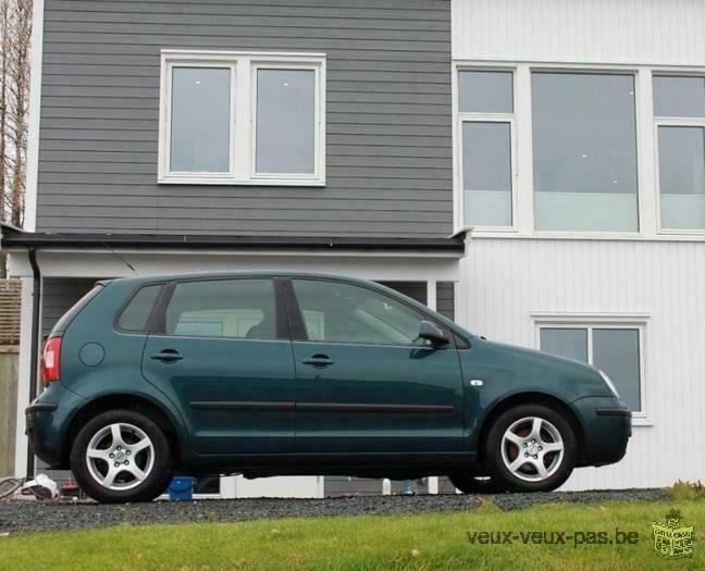 Volkswagen Polo iv (2) tdi 70
