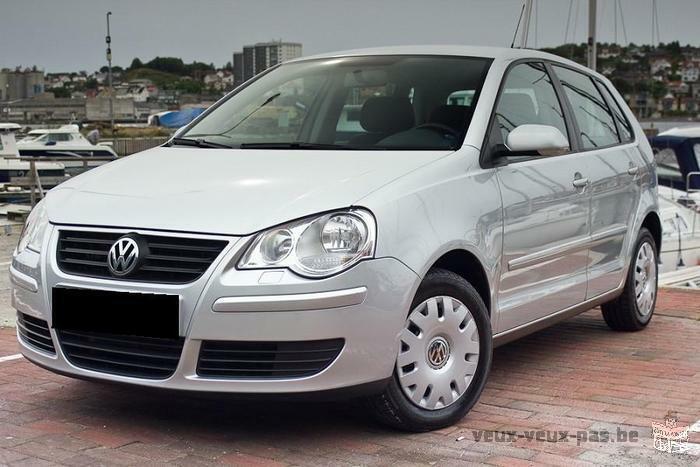 Volkswagen Polo (petit prix faible km ) diesel