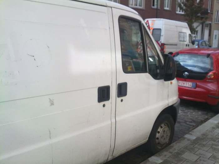 camionnette citroen jumper 1.9D simple Anne 1999