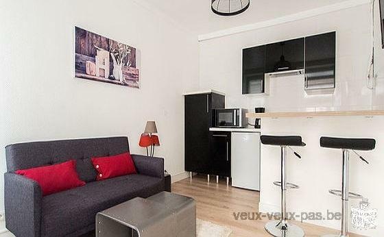 studio 28m² Bruxelles