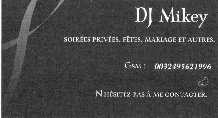 un DJ pour votre Mariage ou autres soirées?