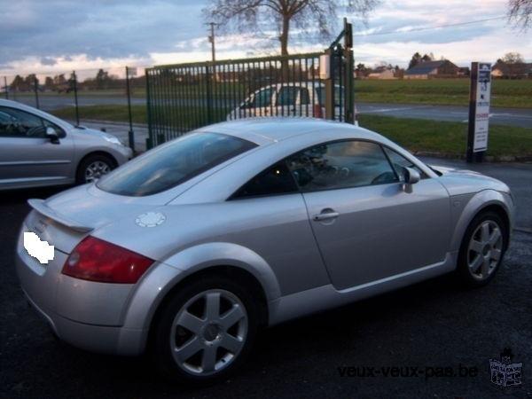 voiture Audi TT