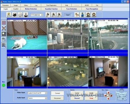 Een webcam gebruiken als een veiligheidscamera